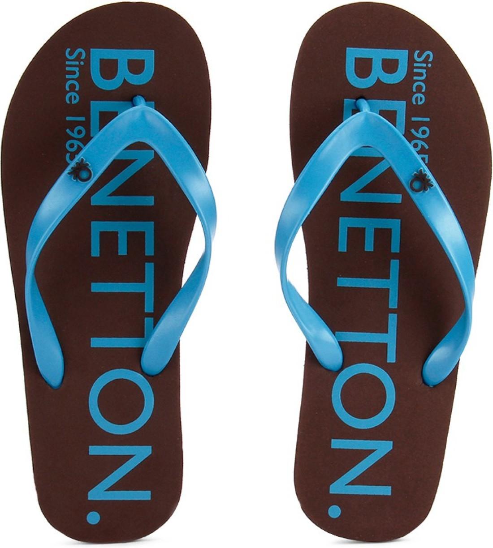 United Colors of Benetton Basic III Flip Flops