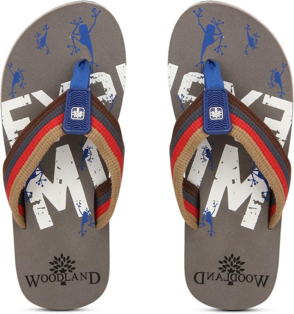 Woodland Flip Flops SFFEKGKUSH9BRCZU