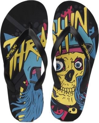 Buy Sole Threads Skull Flip Flops: Slipper Flip Flop