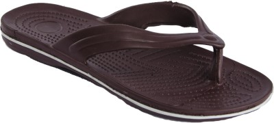 Spice Spice Glider V Shape Slippers (Brown)