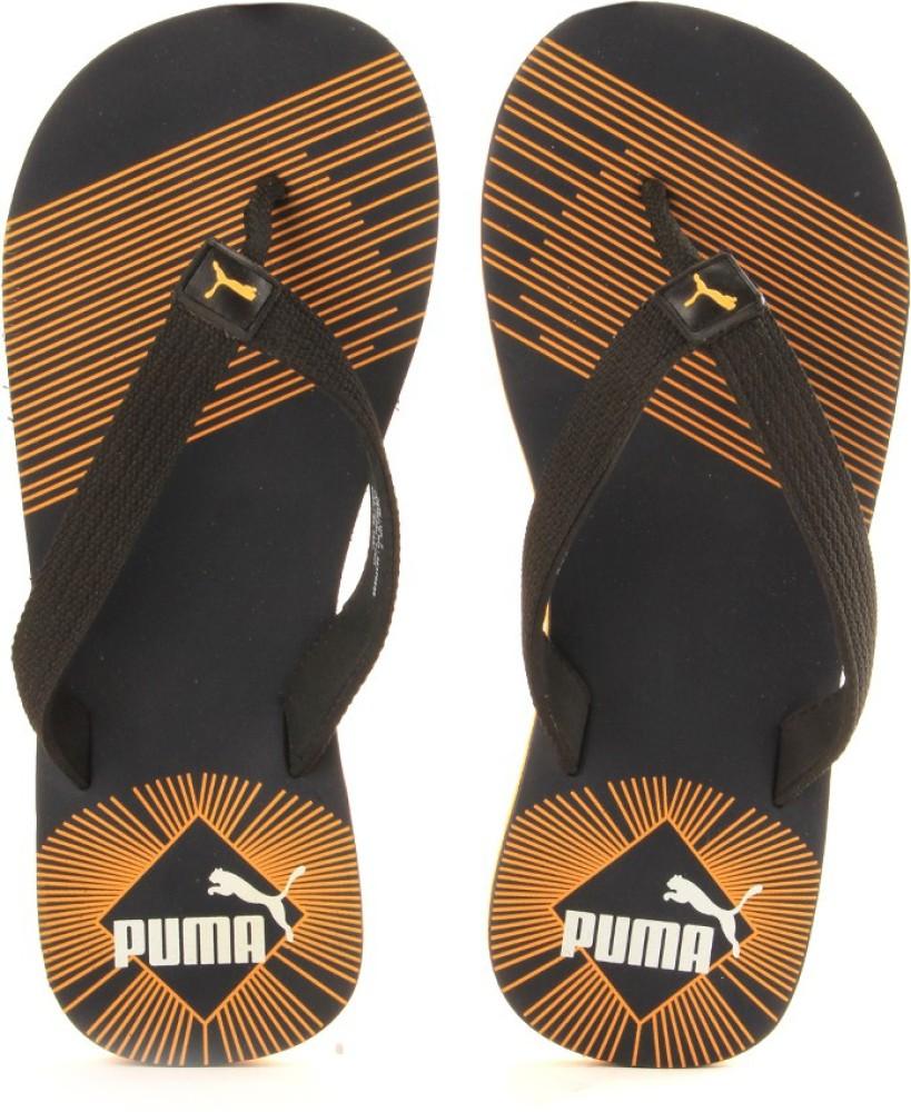Puma Step in stripe Flip Flops