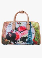 Moladz PARIS 168-202 Small Travel Bag  - Medium Multicolor