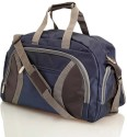 President Oscar Small Travel Bag - Blue, Grey