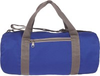 BagsRus Fashionable Small Travel Bag  - Medium Blue