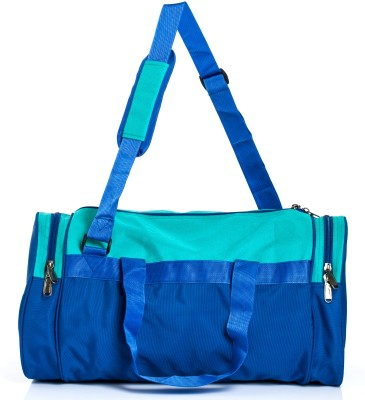BagsRUs DF106FCG Small Travel Bag - Blue