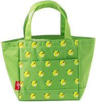 EZ Life Lime Green Kids Thermal Lunch Bag Small Travel Bag Green