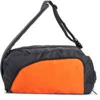 BagsRUs DF105FOR Small Travel Bag - Orange