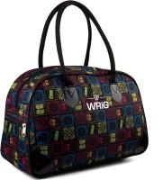 WRIG WDB_M_006 Small Travel Bag Black