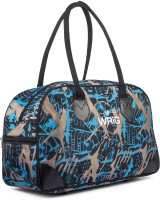WRIG WDB064-B Blue Small Travel Bag Blue