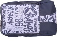 Bagsrus Air Walk Printed Shoe Bags Small Travel Bag (Grey)