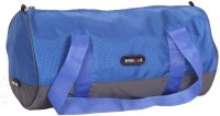 BagsRus Gym Small Travel Bag - Blue::Grey