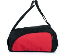 BagsRUs DF105FRD Small Travel Bag - Red