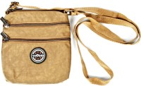 Pack My Bag Sling Small Travel Bag - Brown