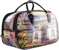 Wrig WD060-B Multicolor Small Travel Bag  - Large Multicolor