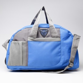 President Chase (M) Small Travel Bag - Blue