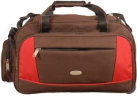 Cosmo La-02 Wheel Travel Expandable Small Travel Bag - Large (Brown)