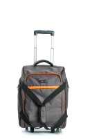 Bags R Us Travelling With Wheels Small Travel Bag  - Large - Grey, Black