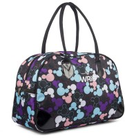 WRIG WDB066-D Purple Small Travel Bag Purple
