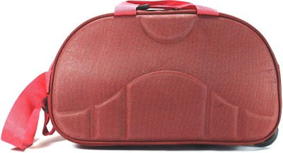3G 3G 16 Shell Duff Small Travel Bag  - Small (Red)