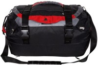 Clubb Clubb Travel Bag Cum Gym Backpack Small Travel Bag  - MEDIUM Black