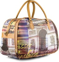 Wrig WDB071-A Multicolor Small Travel Bag  - Large Multicolor