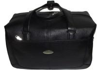 PE JR087 Expandable Small Travel Bag  - Medium - Black-01