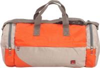 Pearl Bags Pearl Bags Lightweight Unisex Orange Small Travel Bag Small Travel Bag  - Small Orange & Grey