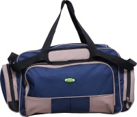 Nl Bags Trvlboxer Small Travel Bag Nblue And Biscuit