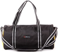 Bleu Duffle Small Travel Bag  - Standard - DB-315 Black & Yellow