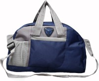 President Chase (M) Small Travel Bag (Blue)