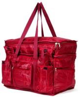 Atorakushon Multipurpose Travelling Bag Small Travel Bag  - Medium Red