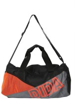 Dida Sportswear Gym Expandable Small Travel Bag  - Medium Orange