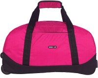 Bags.R.Us Trolley Small Travel Bag Pink