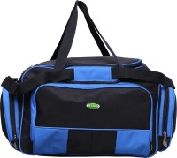 Nl Bags Trvlboxer Small Travel Bag Black And Rblue