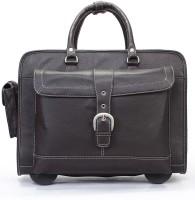 Brune Luggage Trolley Portfolio Small Travel Bag  - Small - STBDWSYZVGN45UHB