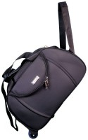 One Up DB25001 Expandable Small Travel Bag  - Large - Black