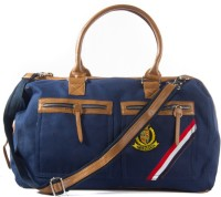Harp Santiago Classic Weekender Navy Small Travel Bag  - Large Navy Blue