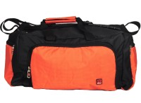 Pearl Bags Pearl Bags Lightweight Unisex Orange Travel Bag Small Travel Bag  - Small Orange