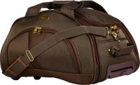 Verage Orchid Duffel Trolley Bag Small Travel Bag  - Small Brown