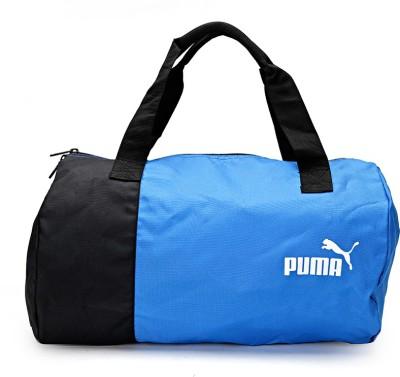 Puma Gym Blue Small Travel Bag Blue