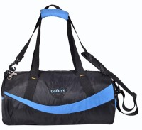 Believe Nova Gym Small Travel Bag  - Medium 8085BlackBlue