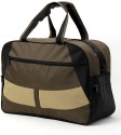Walletsnbags Elanza Small Travel Bag  - Medium - Black, Grey