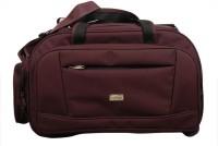 Cosmo La-02 Wheel Travel Expandable Small Travel Bag - Large (Purple)