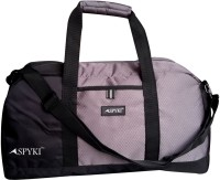 Spyki Specious Small Travel Bag  - Medium Grey, Black