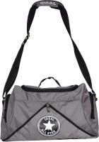 Ideal Star Duffel Grey Small Travel Bag Grey