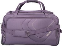 Safari Trac Duffle With Wheels 21.6 Inch Small Travel Bag  - Small Purple