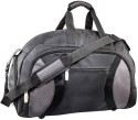 President Oscar Small Travel Bag - Black, Grey
