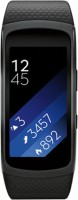 SAMSUNG Gear Fit2 (Large) Black Smartband (Black Strap L)