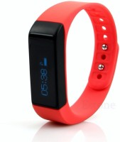 Fitmate Fitmate Fitness Tracker Z1 Water Proof Pedo Meter Calorie Tracking Bracelet Band Fitness Band (Red, Pack Of 1)