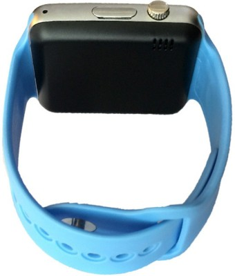 Noise Urge Silver-Blue Smartwatch (Blue Strap)